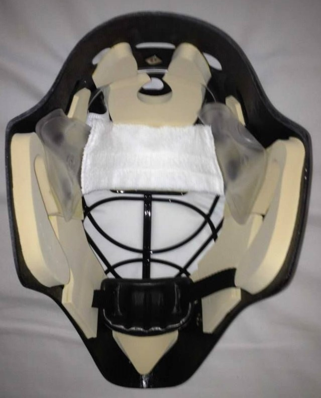 Pro Air Fitting System for Promasque Goalie Masks